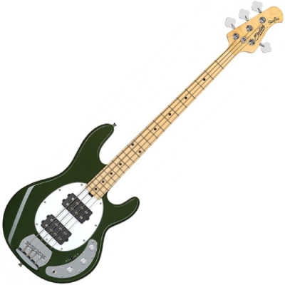 Gitara basowa STERLING RAY 4 HH (OLV)