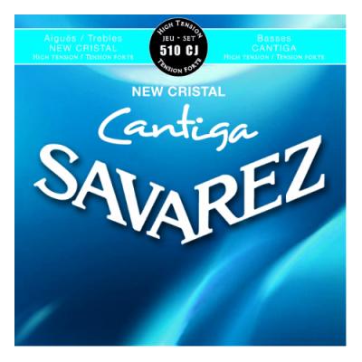 Struny do gitary klasycznej Savarez SA 510 CJ hard