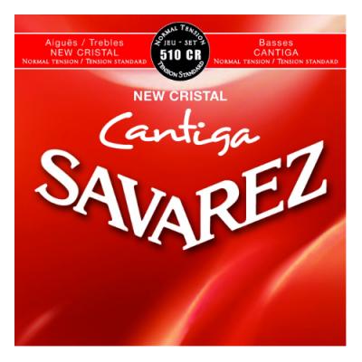 Struny do gitary klasycznej Savarez SA 510 CR medium