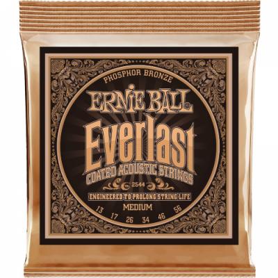 Struny do gitary akustycznej Ernie Ball EB 2544 13-56