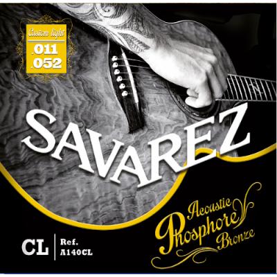 Struny do gitary akustycznej Savarez SA A140 CL 11-52