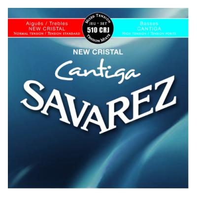 Struny do gitary klasycznej Savarez SA 510 CRJ medium/hard