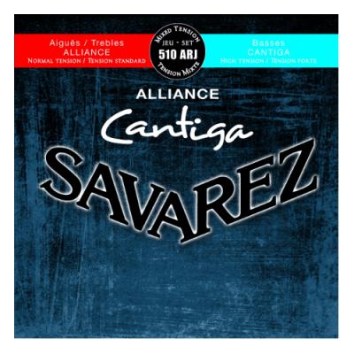 Struny do gitary klasycznej Savarez SA 510 ARJ medium/hard