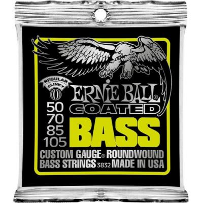 Struny do gitary basowej Ernie Ball EB 3832 50-105