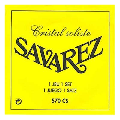 Struny do gitary klasycznej Savarez SA 570 CS hard