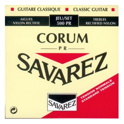 Struny do gitary klasycznej Savarez SA 500 PR medium