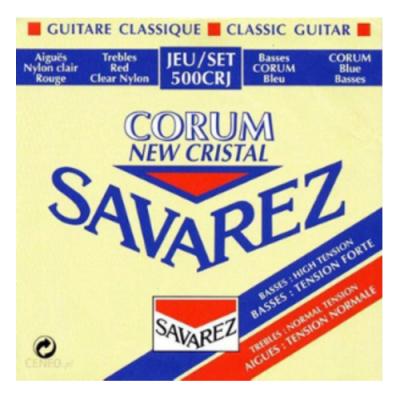 Struny do gitary klasycznej Savarez SA 500 CRJ hard