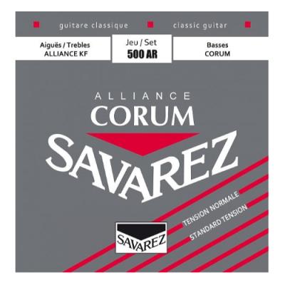 Struny do gitary klasycznej Savarez SA 500 AR medium