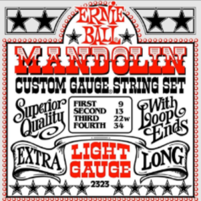 Struny do mandoliny Ernie Ball EB 2323