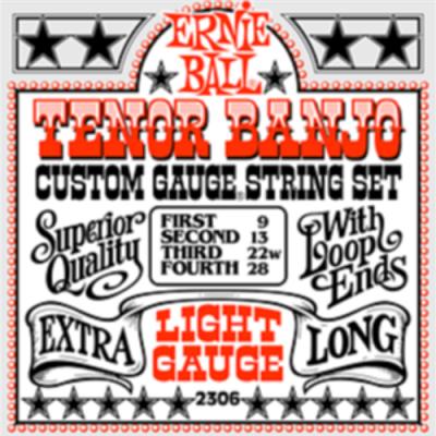 Struny do banjo Ernie Ball EB 2306