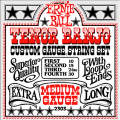 Struny do banjo Ernie Ball EB 2303