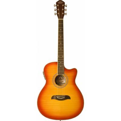 Gitara elektroakustyczna Oscar Schmidt OA CE (FCS)