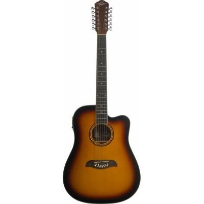 Gitara elektroakustyczna Oscar Schmidt OD 312 CE (TS)