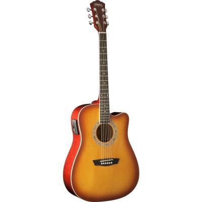 Gitara elektroakustyczna Washburn WA 90 CE (TS)
