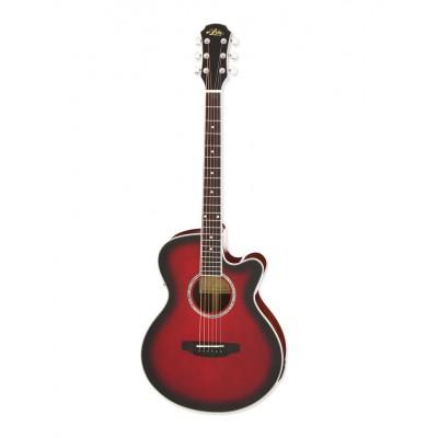 Gitara elektroakustyczna Aria FET-01STD (RS)