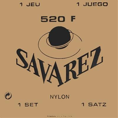 Struny do gitary klasycznej Savarez SA 520 F medium