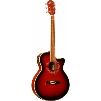 Gitara elektroakustyczna Oscar Schmidt OG 10 CE (FTR)