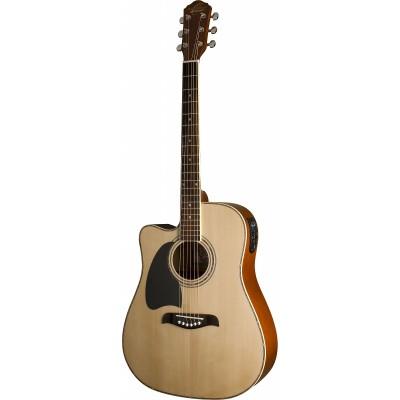 Gitara elektroakustyczna Oscar Schmidt OG 2 CE (N) Left Hand
