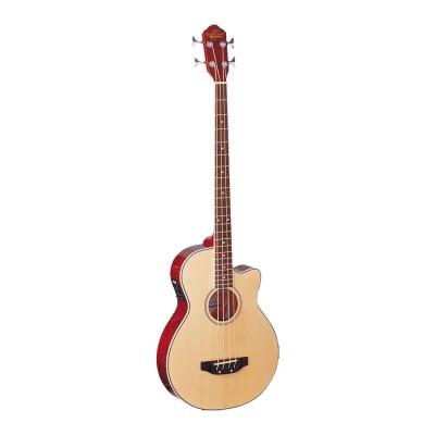 Gitara basowa elektroakustyczna Oscar Schmidt OB 100 (N)