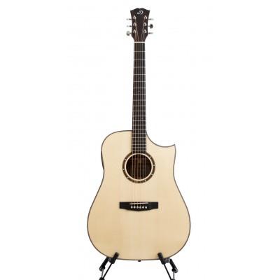 Gitara elektroakustyczna Dowina Marus DCEF-ds