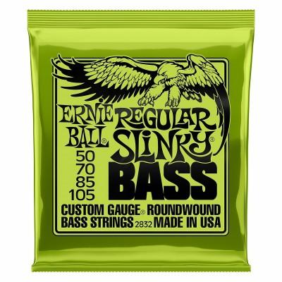 Struny do gitary basowej Ernie Ball EB 2832 50-105