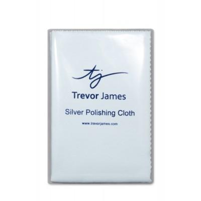Szmatka do polerowania srebra Trevor James