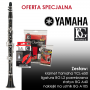 Klarnet Yamaha YCL-650 - ZESTAW