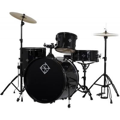 Zestaw perkusyjny bez hardware'u Dixon Spark PODSP 422 (BBK)