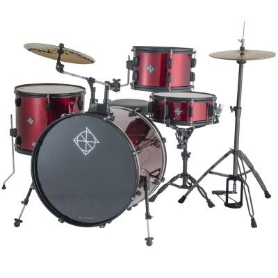 Zestaw perkusyjny bez hardware'u Dixon Spark PODSP 422 (BWR)