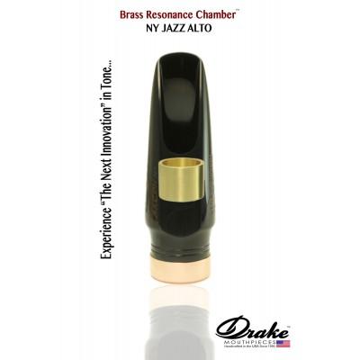 Ustnik do saksofonu altowego Drake Brass Chamber New York Jazz Alto BCNYJA 7