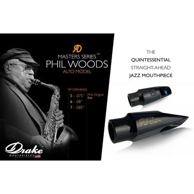 Ustnik do saksofonu altowego Drake Master Series P. Woods 6