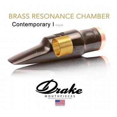 Ustnik do saksofonu tenorowego Drake Brass Chamber Contemporary Tenor BCVRCT 8