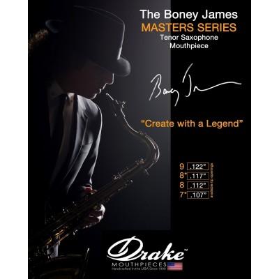 Ustnik do saksofonu tenorowego Drake Master Series Boney James 8