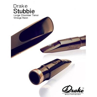 Ustnik do saksofonu tenorowego Drake STUBBIE Vintage Resin 7*