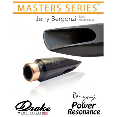 Ustnik do saksofonu tenorowego Drake Master Series J. Bergonzi Power Resonance 8