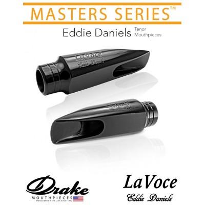 Ustnik do saksofonu tenorowego Drake Master Series E. Daniels La Voce 8