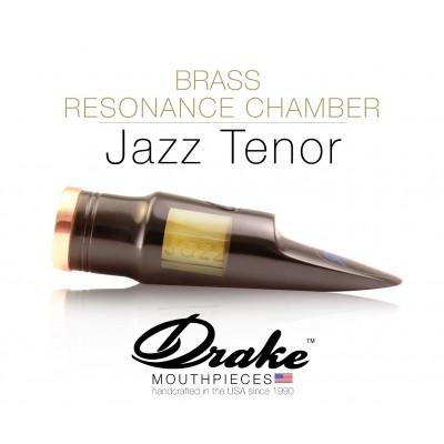 Ustnik do saksofonu tenorowego Drake Brass Chamber Vintage Resin Jazz Tenor BCVRJT 8