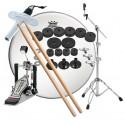 Akcesoria do instrumentów perkusyjnych
