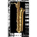Saksofony barytonowe i basowe